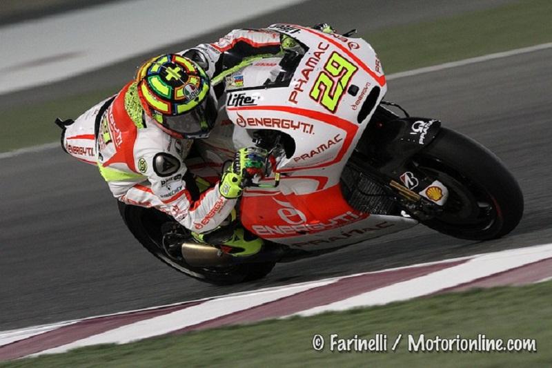 Mondiale MotoGP. Buon debutto del vastese Iannone